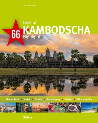 Bildband Best of Kambodscha - 66 Highlights