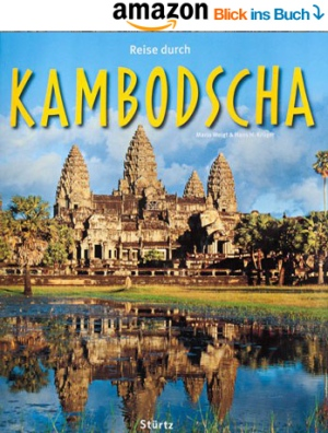 Bildband Reise durch Kambodscha