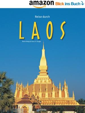 Bildband Reise durch Laos