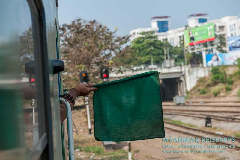 Myanmar Reisetipps   Yangon   Circular Train