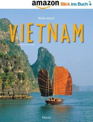 Bildband Reise durch Vietnam