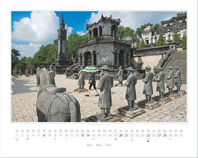 Monat Mai vom Wandkalender 2017 VIETNAM | Foto: Mario Weigt
