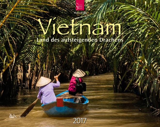 Titelbild vom Wandkalender 2017 VIETNAM | Foto: Mario Weigt