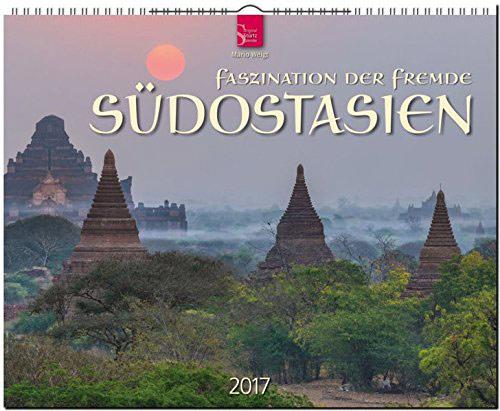 Titelbild vom Wandkalender 2017 Südostasien | Foto: Mario Weigt