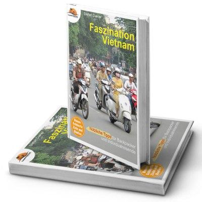 """Neuer Reiseführer von Stefan Diener: eBook """"Faszination Vietnam"""""""