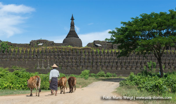 Kothaung-Tempel (Tempel der 90.000 Buddhas)