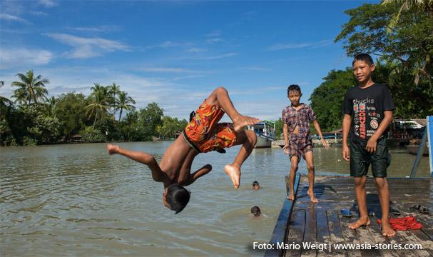 Mrauk U ist das absolute Highlight in Myanmar. Mit den folgenen Infos wird deine Reise dorthin kein Sprung ins kalte Wasser.