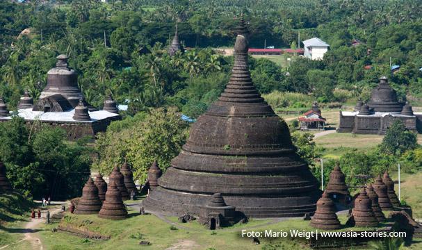 Htukkant-Tempel vom Aussichtpunkt Discovery Point
