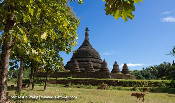 Mrauk U: Htukkant-Tempel