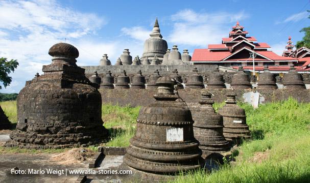 Mrauk U: Shittaung-Tempel