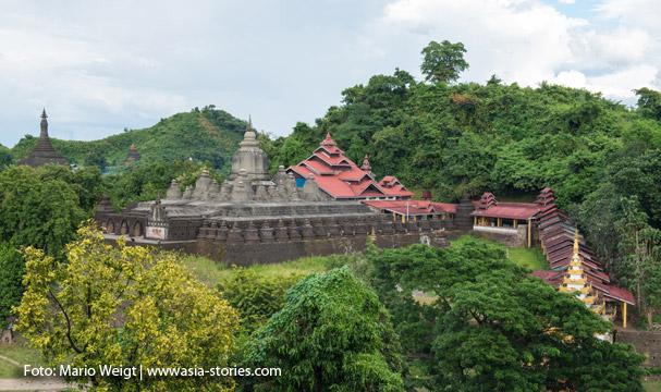 Mrauk U: Shitthaung-Tempel