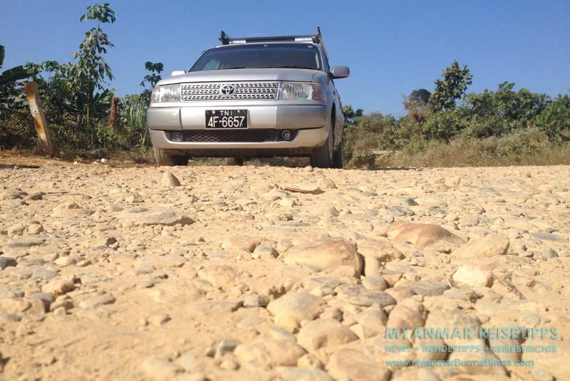 Myanmar Reisetipps | Landweg von Dawei nach Htee Khee