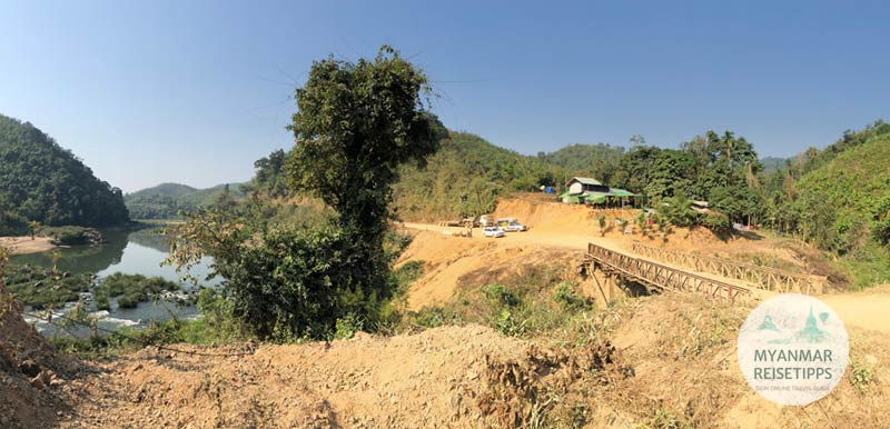 Landweg | Dawei - Htee Khee - Phu Nam Ron - Kanchanaburi