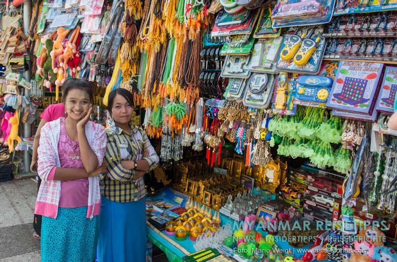 Myanmar Reisetipps | Goldener Felsen Kyaikhtiyo | Alles was man so für einen Besuch am Goldenen Felsen unbedingt benötigt.