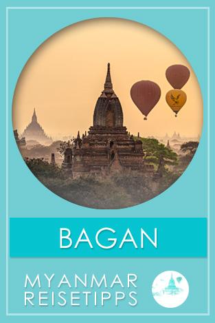 Myanmar Reisetipps | Bagan