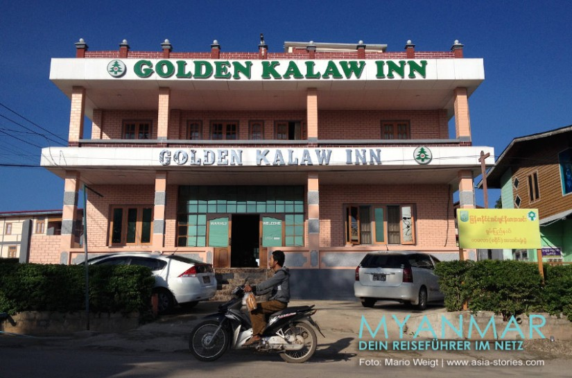 Reisetipps Myanmar - Golden Kalaw Inn