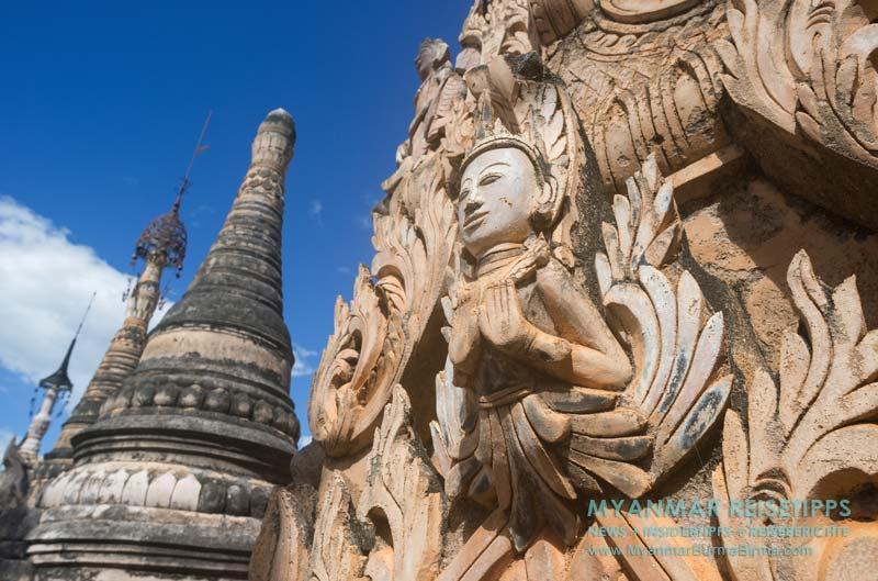 Myanmar Reisetipps | Kakku