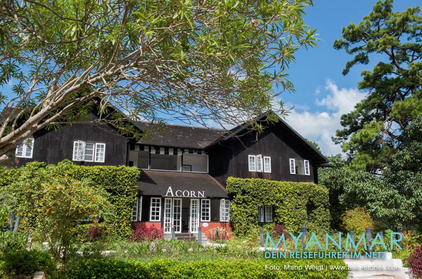 Reisetipps Myanmar - Kalaw Heritage Hotel