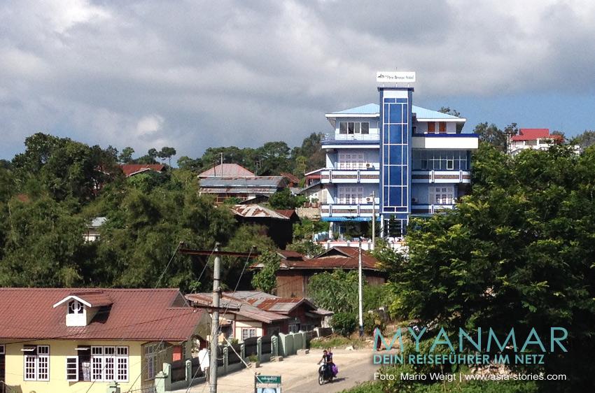 Myanmar Reisetipps - Kalaw | Pin Breeze Hotel