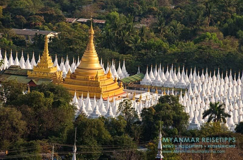 Myanmar Reisetipps   Mandalay