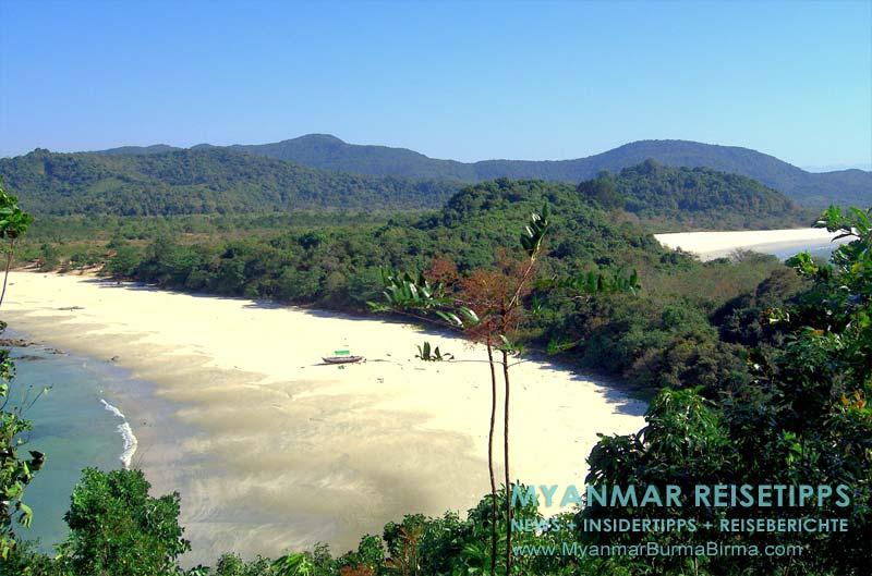 Myanmar Reisetipps | Dawei Peninsula | Sin Htauk Beach
