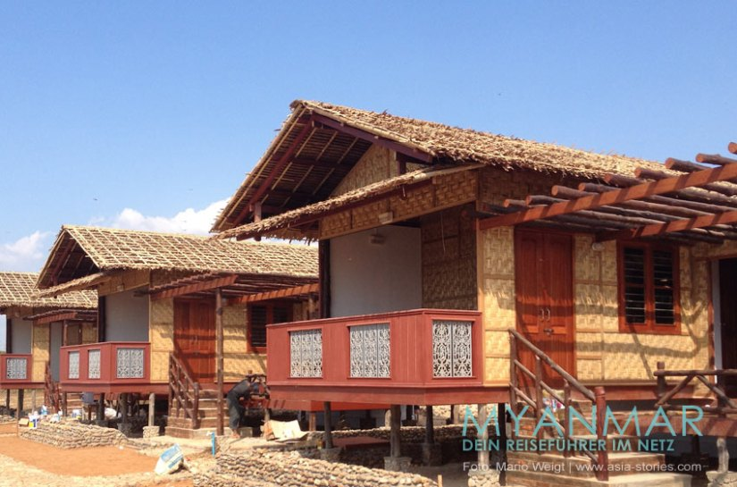 Myanmar Reisetipps - Dawei Peninsula | Maungmagan Beach | Long Beach Resort