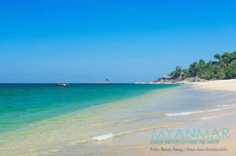 Myanmar Reisetipps | Dawei Peninsula | Strand Pa Nyit