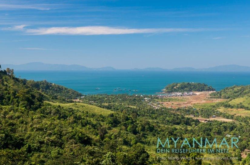 Myanmar Reisetipps - Dawei Peninsula | Fischerdorf San Hlan