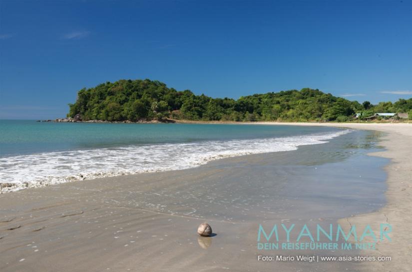 Myanmar Reisetipps - Dawei Peninsula | San Maria Beach