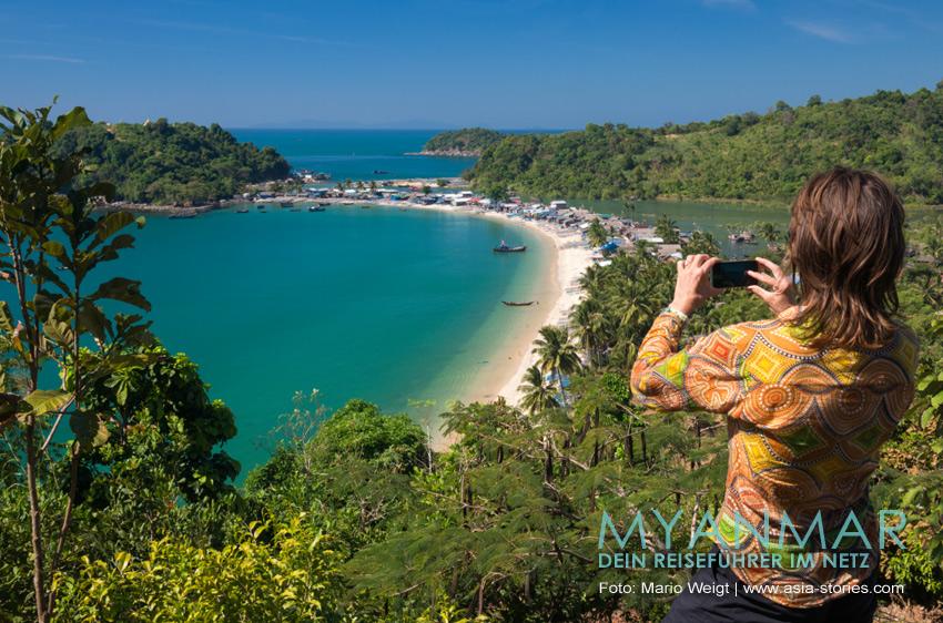 Myanmar Reisetipps - Dawei und die Strände | San Hlan Beach
