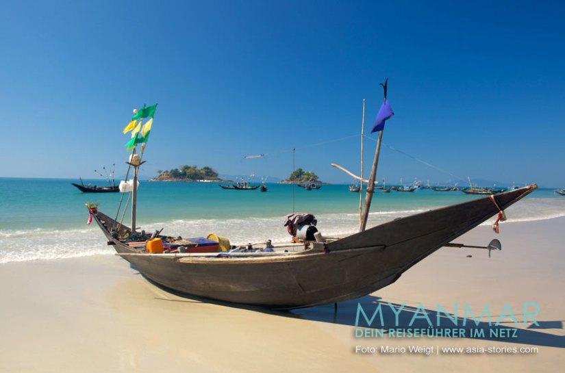Myanmar Reisetipps - Dawei Peninsula | Paw La Mor und Tizit Beach