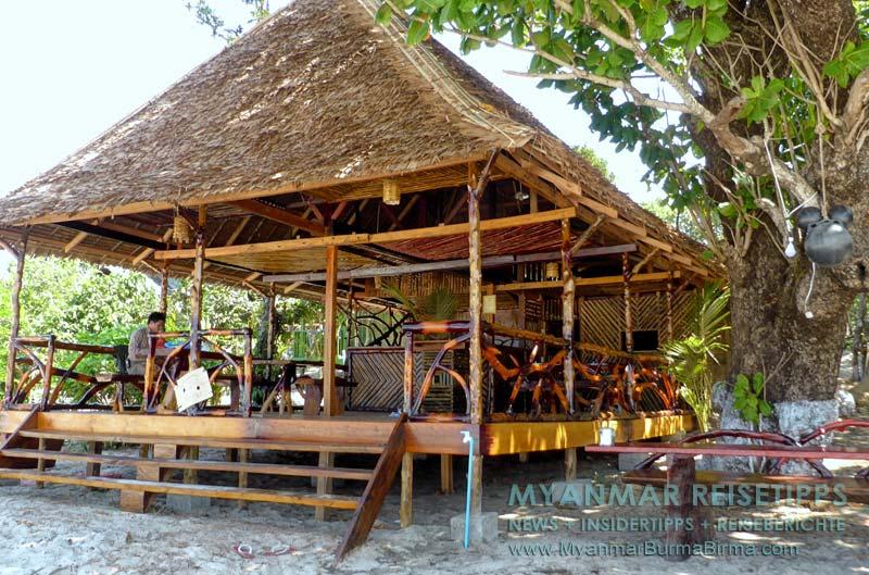 Myanmar Reisetipps | Dawei Peninsula | Sinhtauk Bungalows