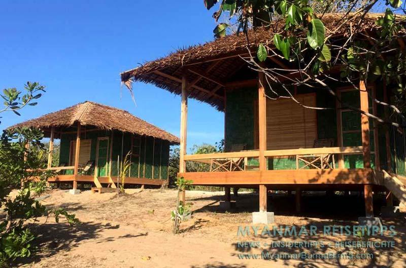 Myanmar Reisetipps | Dawei | Sinhtauk Bungalows im Süden von Dawei Peninsula