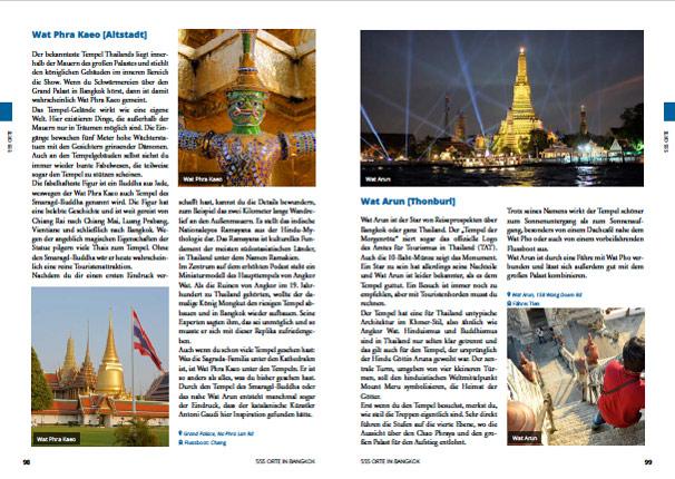 Reiseführer 555 Tipps für Bangkok von Stefan Diener und Florian Blümm