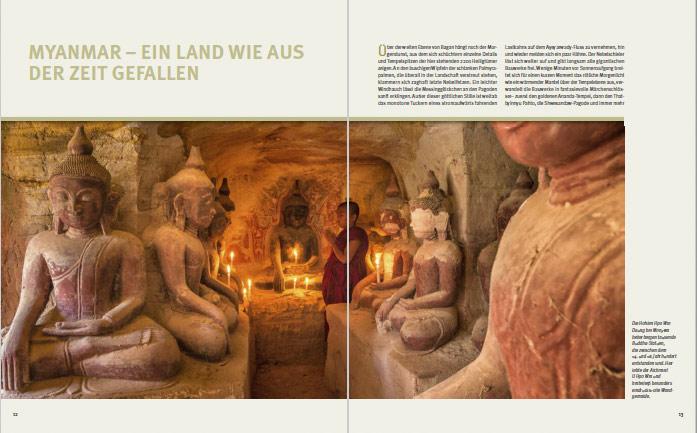 Bildband Best of MYANMAR 66 Highlights | Annett & Mario Weigt | Verlagshaus Würzburg/Stürtz