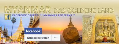 Facebook Gruppe Myanmar Reisefans
