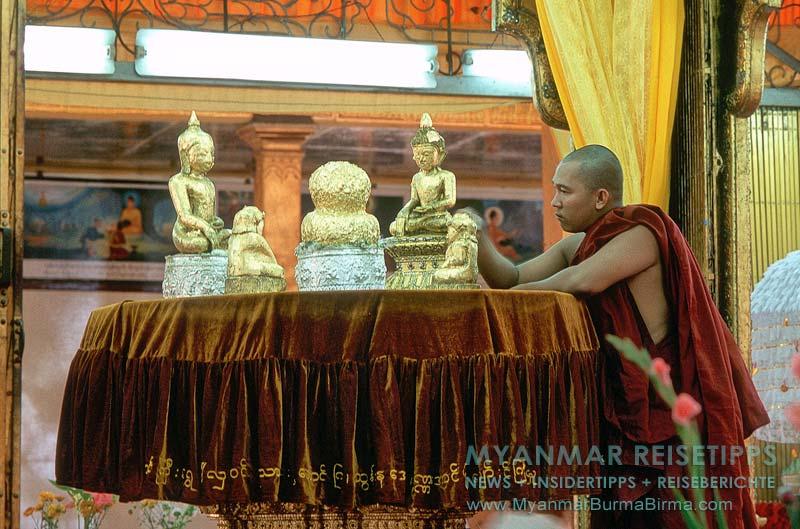 Myanmar | Inle-See | Phaung Daw U Festival