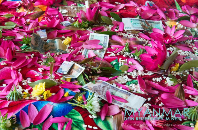 Myanmar Reisetipps | Inle-See | Phaung Daw U Festival