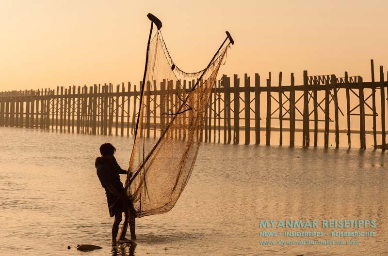 Myanmar Reisetipps | Mandalay und Umgebung