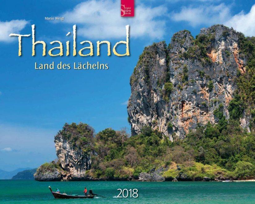 Wandkalender 2018 THAILAND (60 x 48 cm)