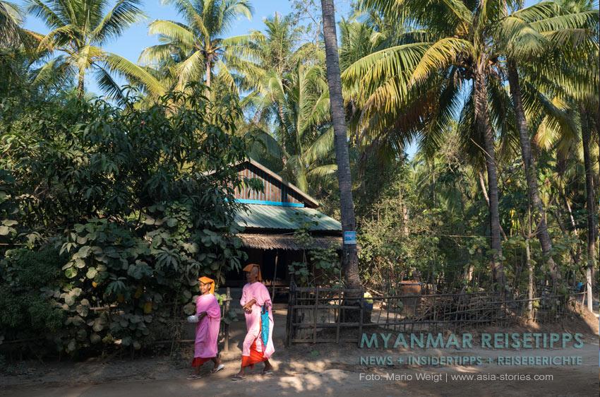 Myanmar Reisetipps | Zwischen Ngwe Saung und Chaungtha Beach