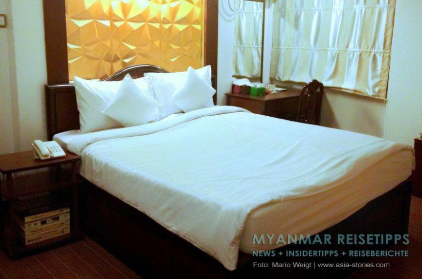 Myanmar Reisetipps | Yangon | Clover Hotel