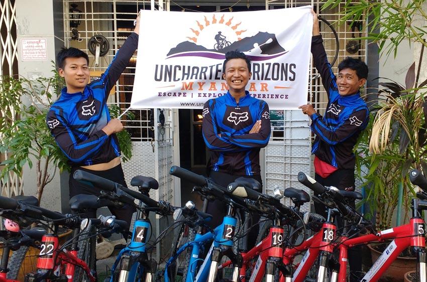 Myanmar Reisetipps | Mit dem Fahrrad durch Yangon und in Ayeyarwadydelta