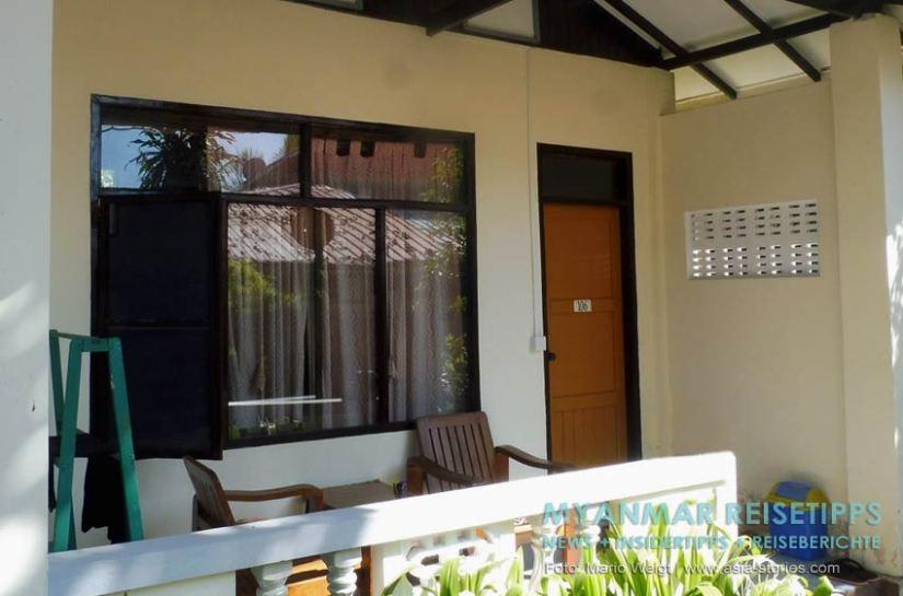 Myanmar Reisetipps   Memento Resort am Ngapali Beach