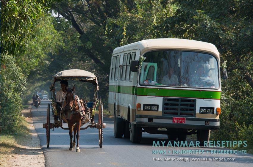 Myanmar Reisetipps | Anfahrt zum Ngapali Beach