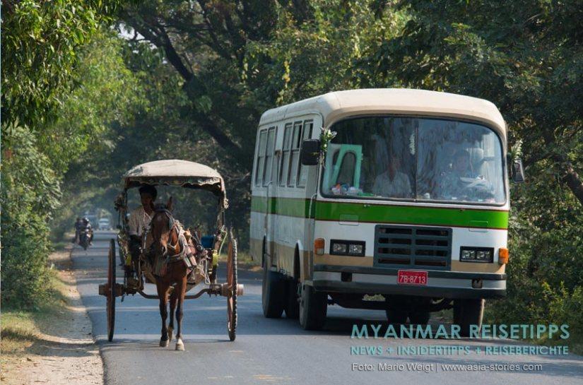 Myanmar Reisetipps   Anfahrt zum Ngapali Beach