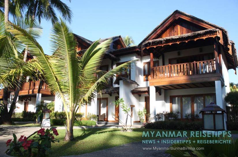 Myanmar Reisetipps   Ngapali Beach   Yoma Cherry Lodge