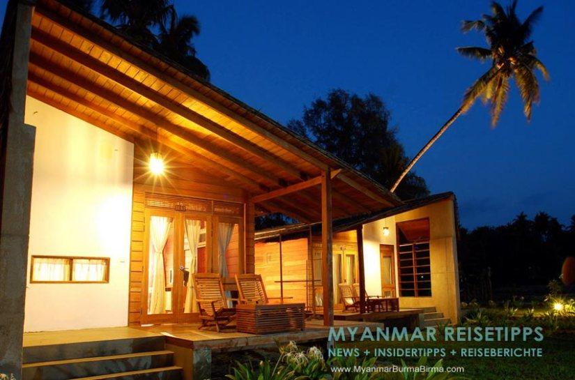 Myanmar Reisetipps   Ngapali Beach   Pleasant View Resort