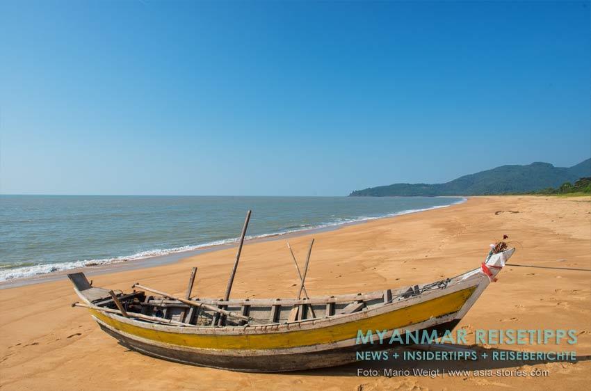 Myanmar Reisetipps | Stadt Ye und die Umgebung