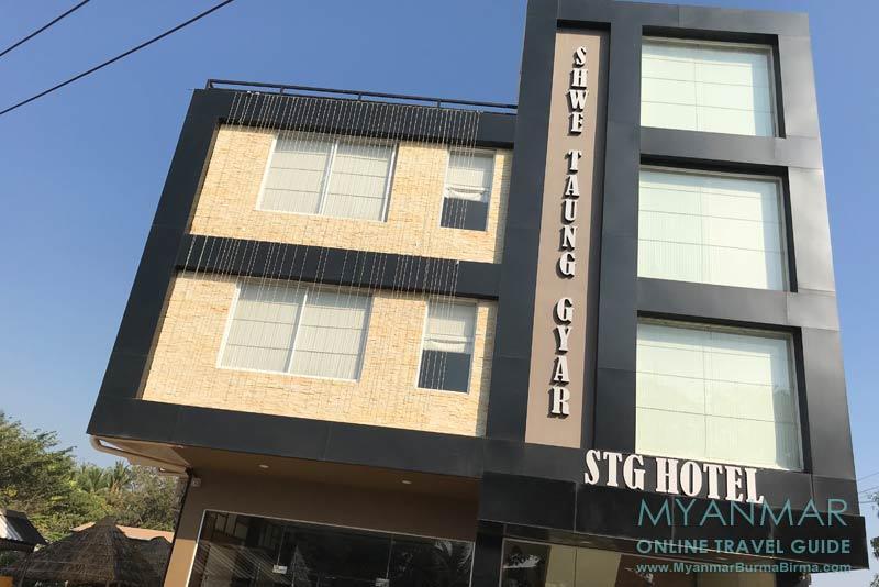 Myanmar Reisetipps | Ye | Hotel Zhwe Taung Gyar